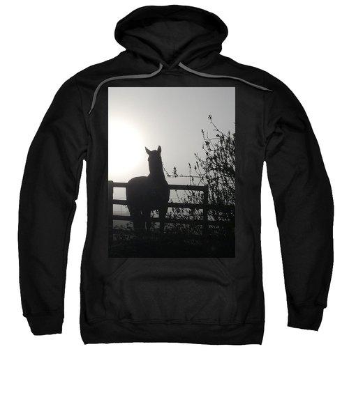 Morning Silhouette #1 Sweatshirt