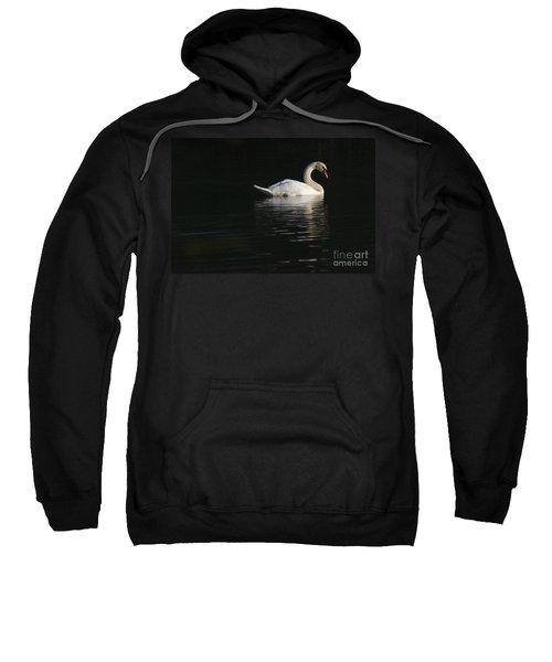 Morning Swan Sweatshirt