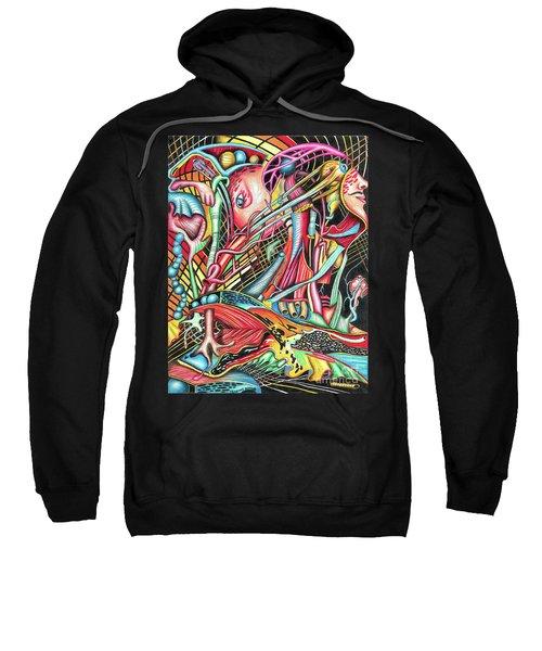 Mortal Fiber Sweatshirt