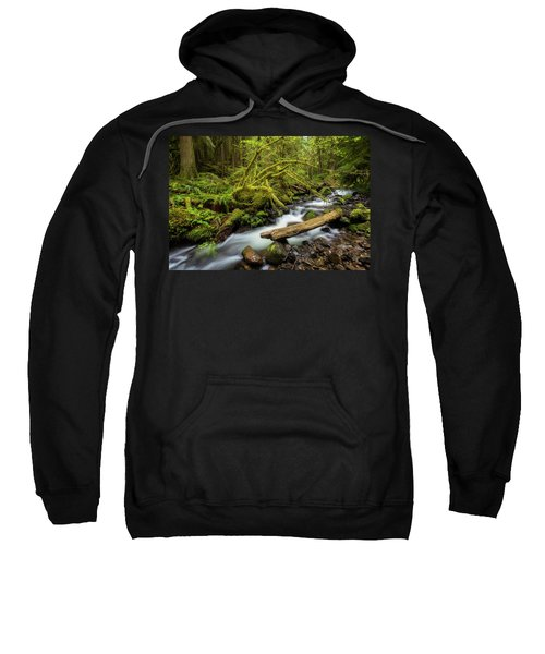 Mount Hood Creek Sweatshirt