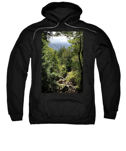 Mount Tamalpais Forest View Sweatshirt