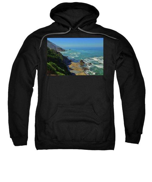 Mountains Meet The Sea Sweatshirt