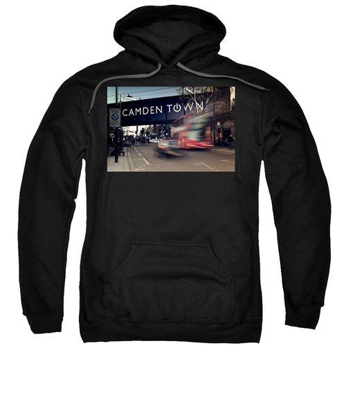 Move Quickly Sweatshirt