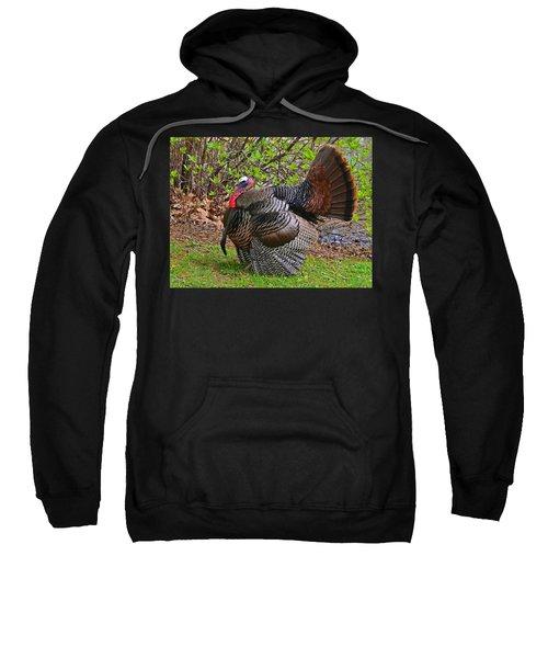 Mr. Turkey Sweatshirt