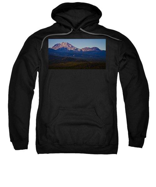 Mt Lassen And Chaos Crags Sweatshirt