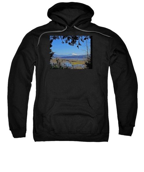 Mt St Helens Sweatshirt