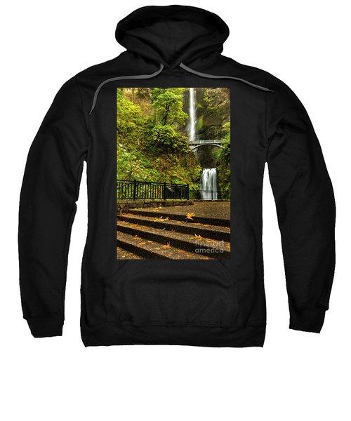 Multnomah Falls,oregon Sweatshirt