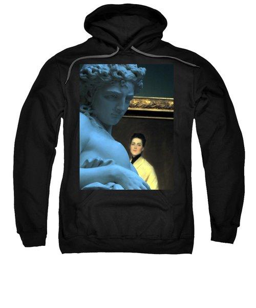 Museum Critic Sweatshirt