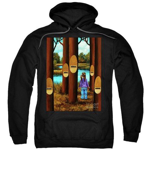 Music Of Forest Sweatshirt