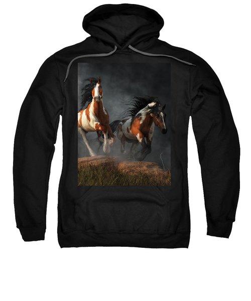 Mustangs Of The Storm Sweatshirt