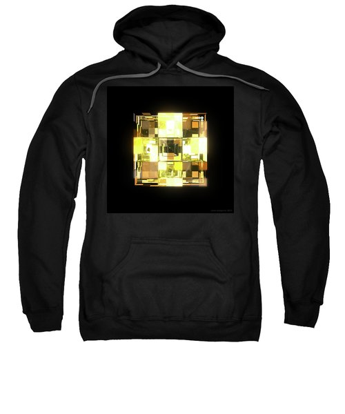 My Cubed Mind - Frame 001 Sweatshirt