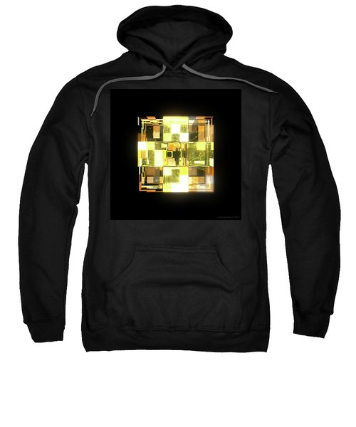 My Cubed Mind - Frame 019 Sweatshirt