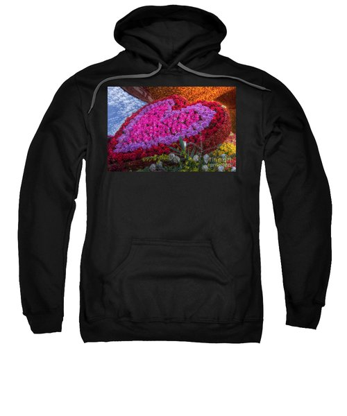 My Heart Of Roses Sweatshirt