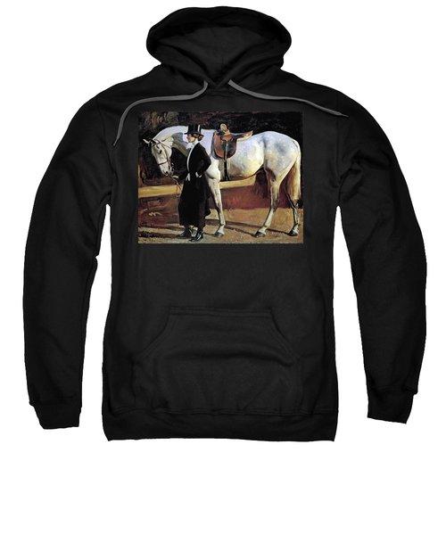 My Horse Is My Friend  Sweatshirt