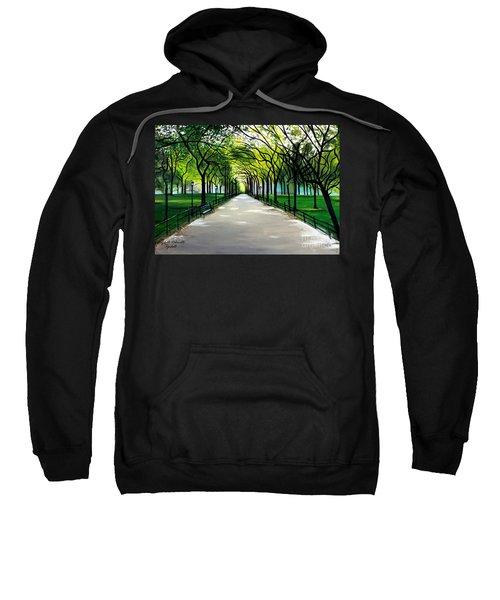 My Poet's Walk Sweatshirt