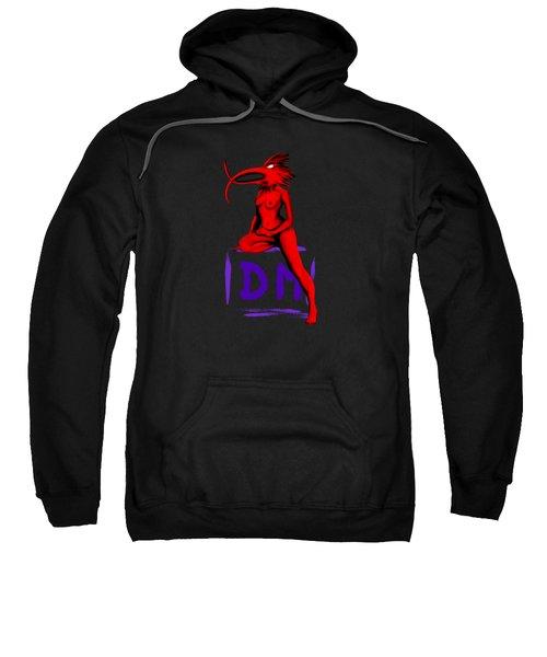 My Walking In My Shoes Girl 4 Sweatshirt