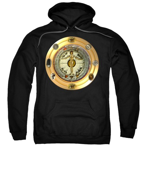 Mysteries Of The Ancient World By Pierre Blanchard Sweatshirt