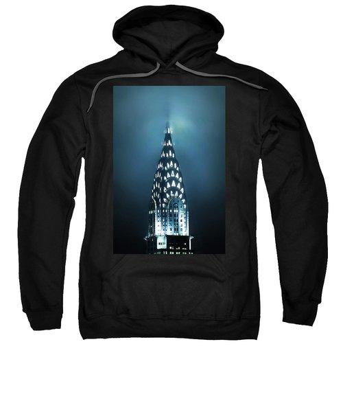 Mystical Spires Sweatshirt by Az Jackson
