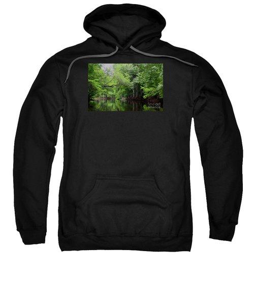 Mystical Withlacoochee River Sweatshirt