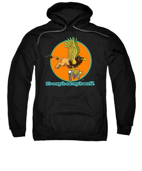 Mythhunter Sweatshirt by J L Meadows