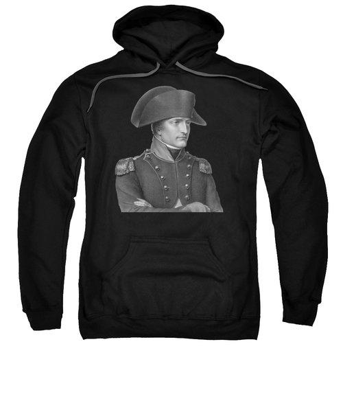 Napoleon Bonaparte In Uniform  Sweatshirt