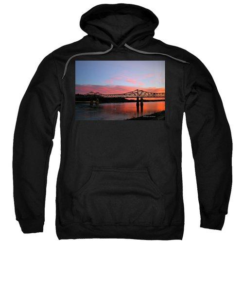 Natchez Sunset Sweatshirt