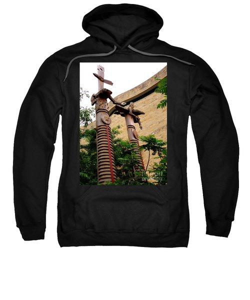 National Museum Of The American Indian 3 Sweatshirt