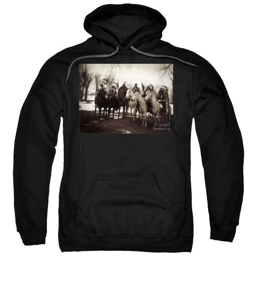Native American Chiefs Sweatshirt
