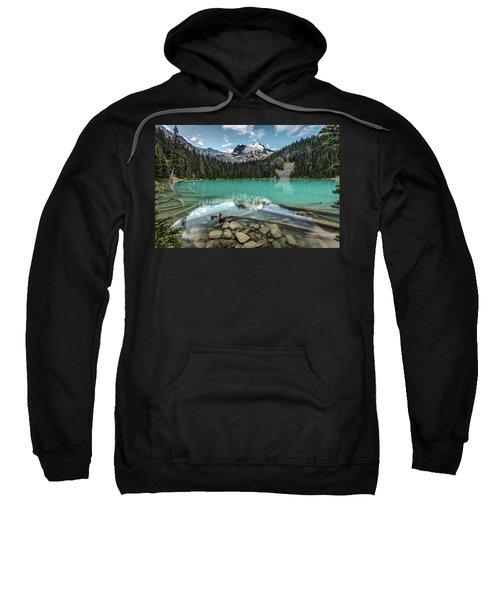 Natural Beauty Of British Columbia Sweatshirt