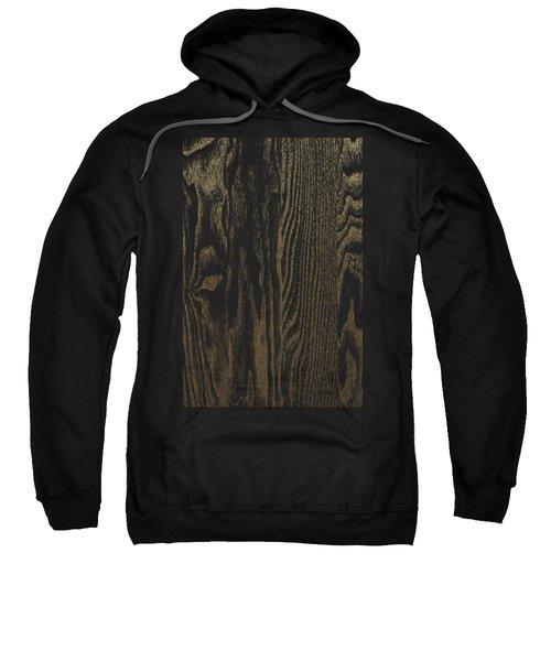 Nature's Secret Code - The Wood Grain Message #2 Sweatshirt