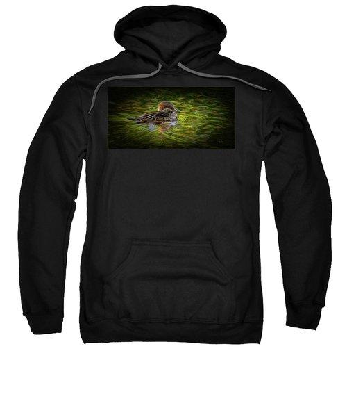 Neon Swim Sweatshirt