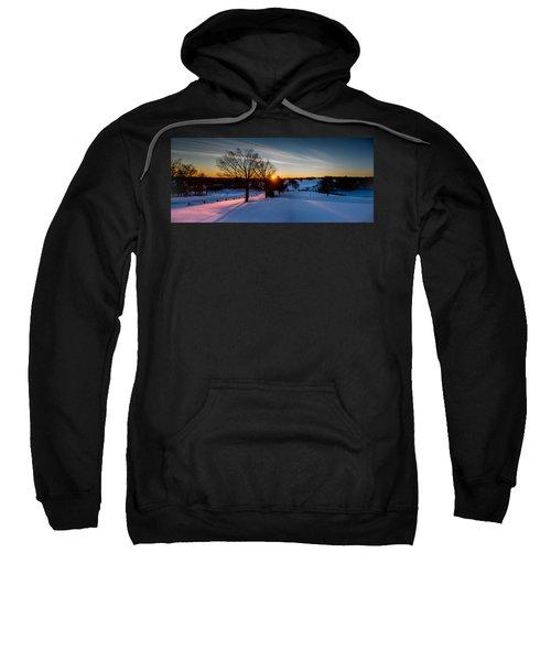 New England Sunrise Sweatshirt
