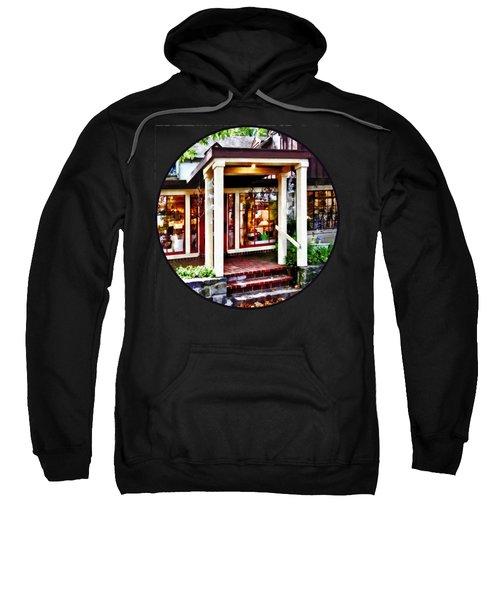 New Hope Pa - Craft Shop Sweatshirt