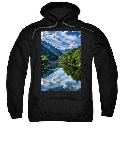 New River Gorge National River 3 Sweatshirt
