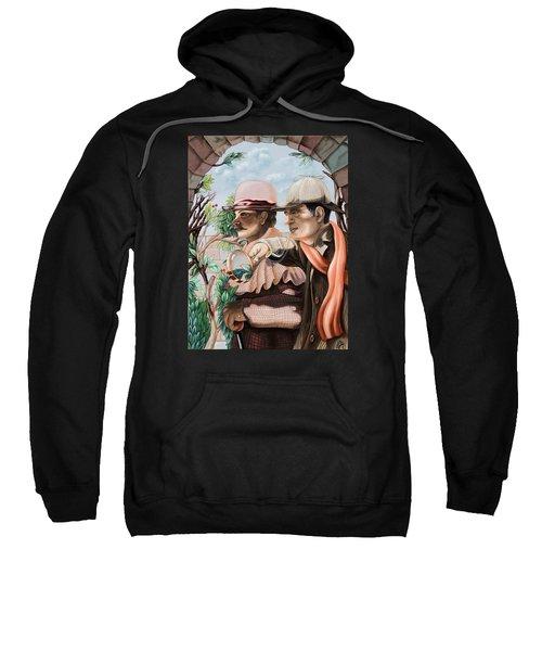 New Story By Sir Arthur Conan Doyle About Sherlock Holmes Sweatshirt