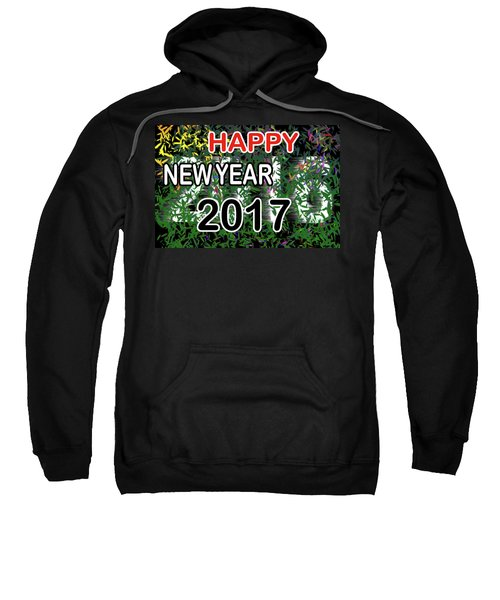 New Year Sweatshirt