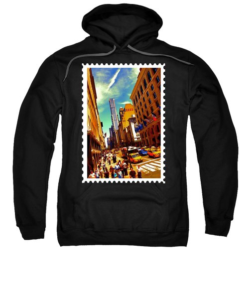 New York City Hustle Sweatshirt