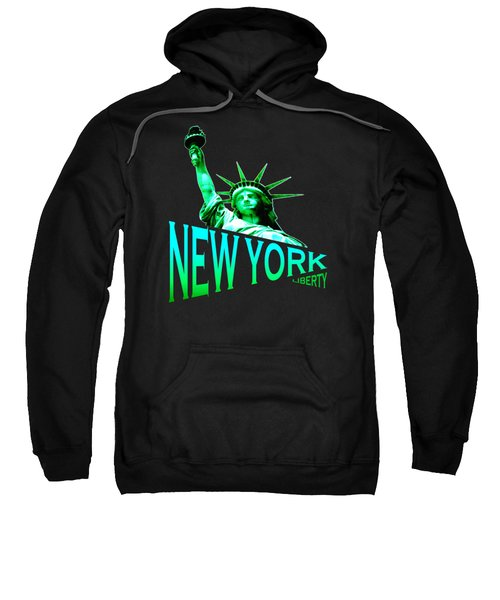 New York Liberty Design Sweatshirt