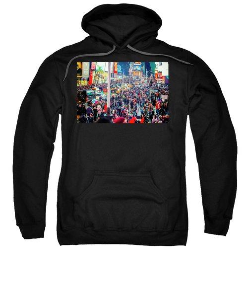 New York Times Square Sweatshirt