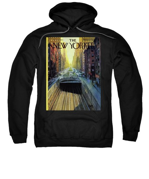 New Yorker November 12 1960 Sweatshirt
