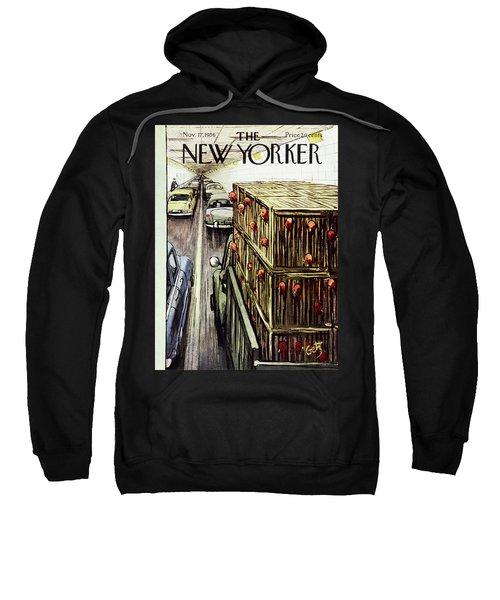 New Yorker November 17 1956 Sweatshirt