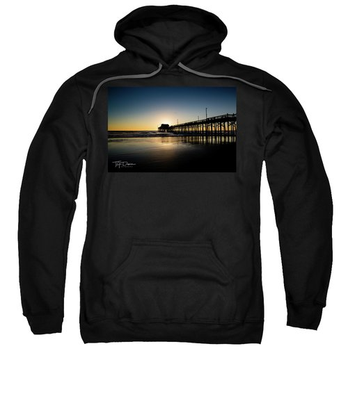 Newport Pier Sweatshirt
