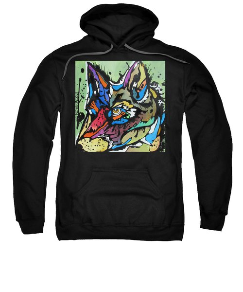 Nico The Coyote Sweatshirt