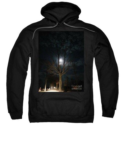 Night At The Graveyard Sweatshirt