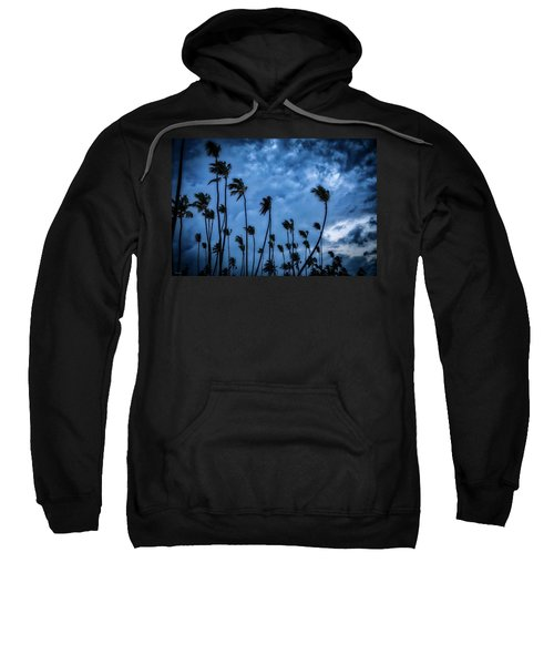 Night Beach Sweatshirt