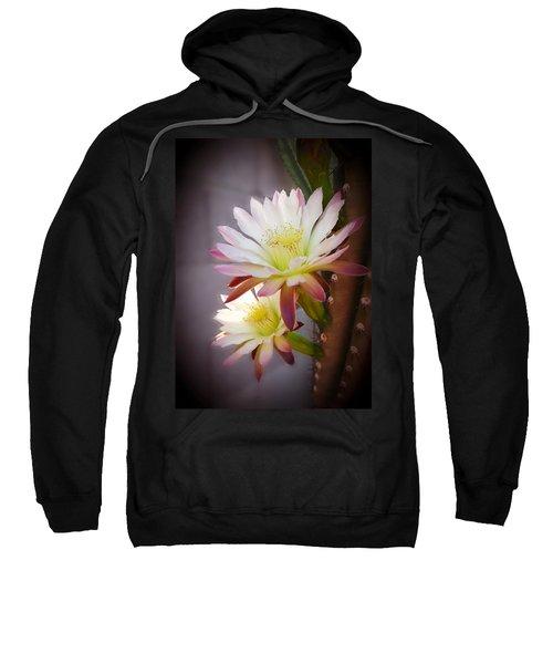 Night Blooming Cereus Sweatshirt