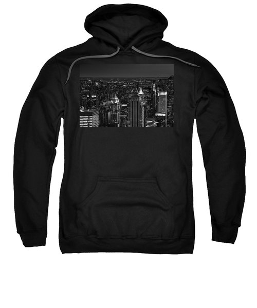 Night In Manhattan Sweatshirt