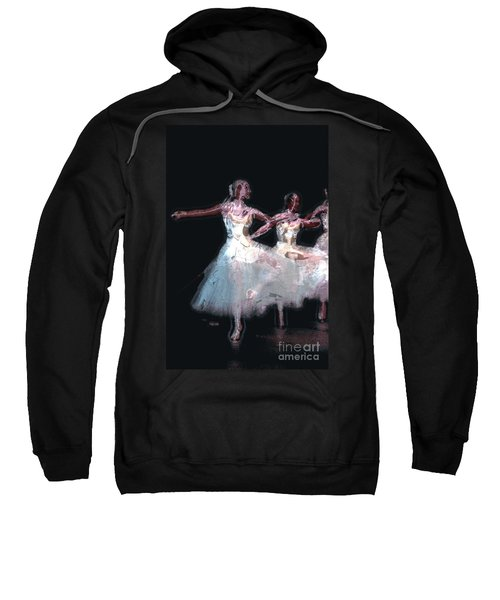 Night Of The Ballet Sweatshirt