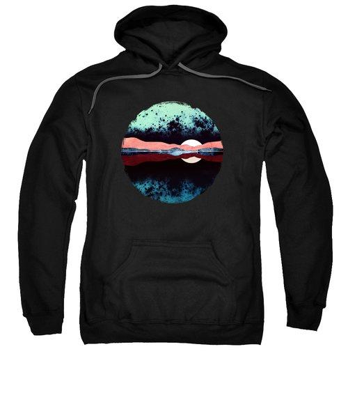 Night Sky Reflection Sweatshirt