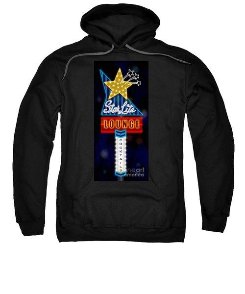 Nightclub Sign Starlite Lounge Sweatshirt